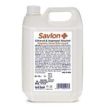 [Pantry] Savlon Hand Sanitizer 5L – Hygienic Hand Rub Liquid