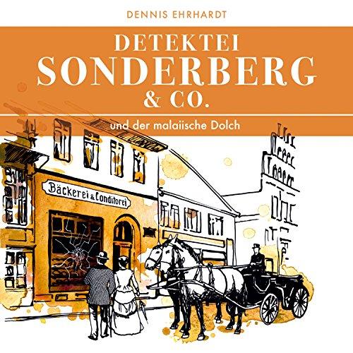 Sonderberg & Co. und der malaiische Dolch cover art