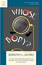 Whose Body?: A Lord Peter Wimsey Mystery