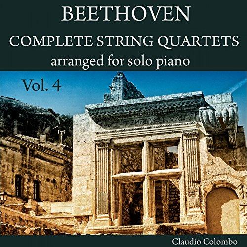 String Quartet No. 9 in C Major, Op. 59 No. 3: II. Andante C