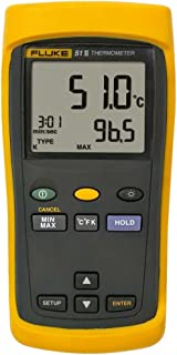 Fluke 51-2 Calibrated Single Input Thermometer