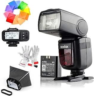 Godox Camera Flash Speedlite for SONY DSLR Seriese kameralar V860II-S Flash with X1T-S Trigger