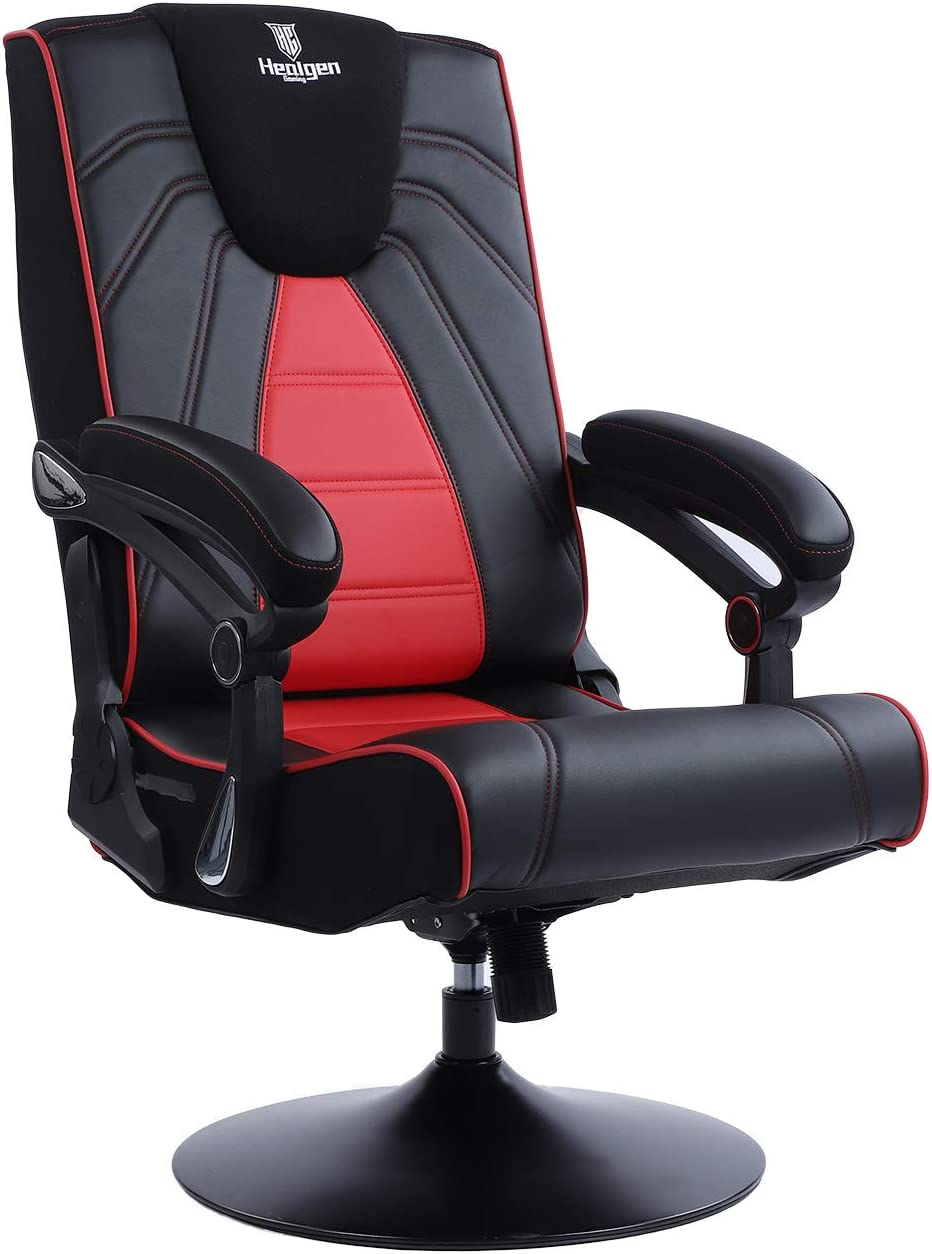 Healgen Video Gaming Chair Seattle Mall Spring new work one after another with Foldable Bluetooth and Speakers