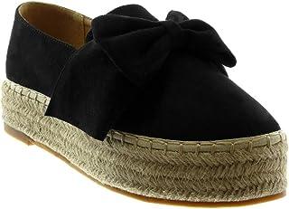 bas prix c9d91 2a126 Amazon.fr : chaussure plateforme femme - À enfiler