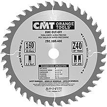 CMT Orange Tools 292.160.40E - Sierra circular 160x2.2x16 z 40 atb 10 grados