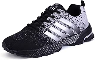 Men's Sneakers Fashion Mesh Ultra Lightweight Sport Running Shoes Mens Cross Training Slip-On Athletic Shoes