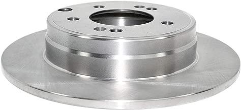 DuraGo BR31424 Rear Solid Disc Brake Rotor