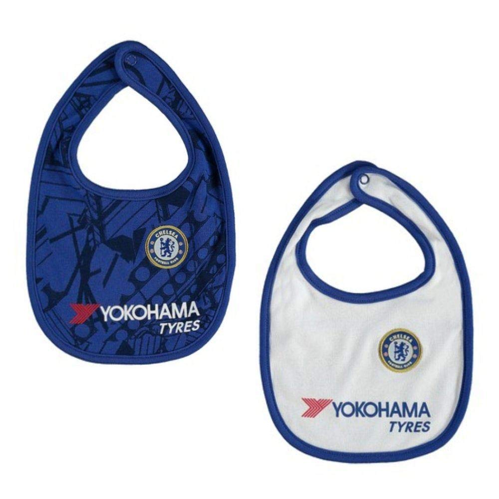 Chelsea FC Super Cute Baby Bodysuits 2 Pack Authentic EPL