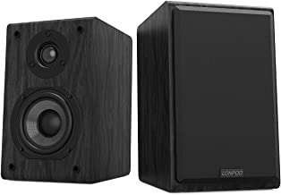Diffusori Lonpoo LP42 con Woofer in carbonio