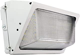Maverick Energy Solutions White LED Outdoor Security Area Light Commercial Lighting Waterproof Residential Lamp IP65 35w 5000K UL DLC Premium