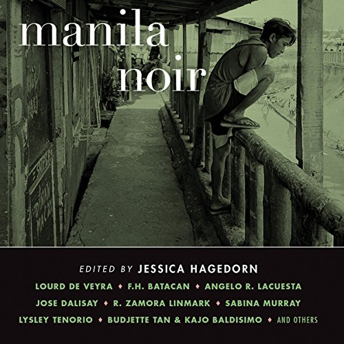 Manila Noir cover art