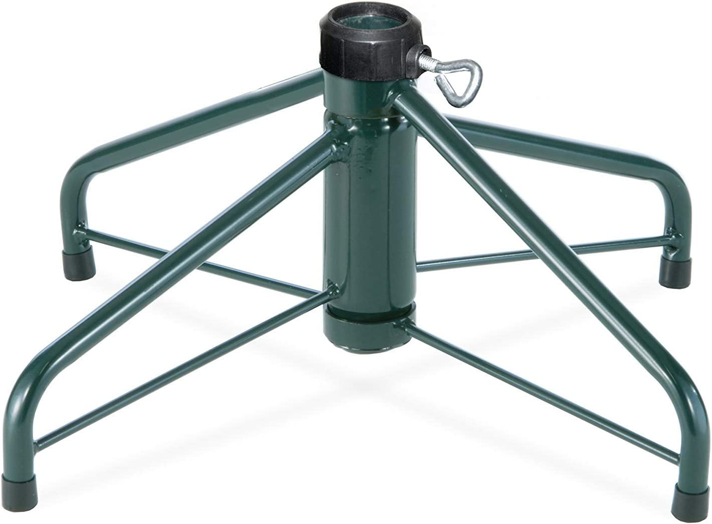 Amazon Com National Tree Company 24 Folding Artificial Christmas Tree Stand For 6 To 8 Foot Trees Home Kitchen
