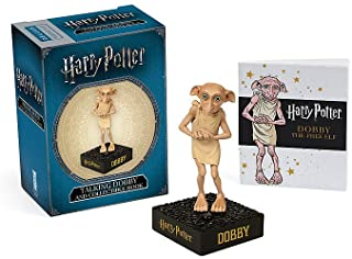 Harry Potter Talking Dobby and Collectible Book (RP Minis)