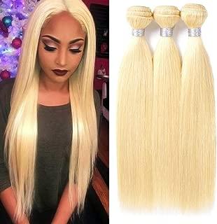 Best virgin blonde hair weave Reviews