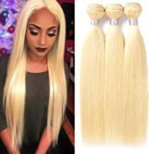Best blonde straight hair weave Reviews