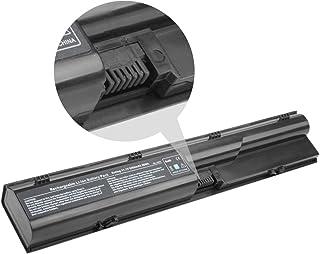 BYDT 4330s PR06 633805-001 Batería de Repuesto para Portátil for HP Probook 4430s 4435s 4530s 4535s 4440s 4540s 4545s Series Notebook Battery[10.8V 5200mAh 6-célula]