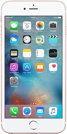 2b7d71d0873 Apple iPhone 6s Plus Rosa 16GB Smartphone Libre (Reacondicionado)