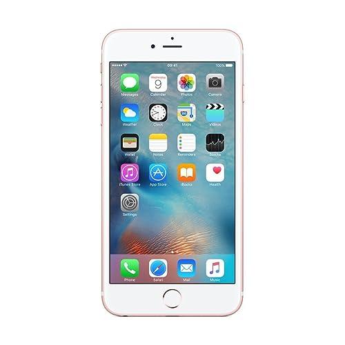 Apple iPhone 6s Plus Rosa 16GB Smartphone Libre (Reacondicionado)