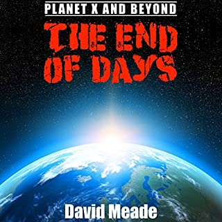 The End of Days - Planet X and Beyond cover art