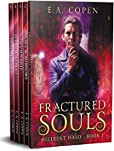Hellbent Halo Complete Series Omnibus: Fractured Souls, Smoke & Mirrors, Devil's Due, Flesh & Blood, Hell To Pay (English Edition)