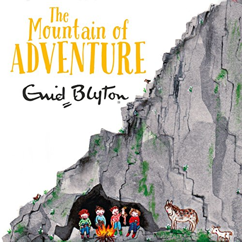 The Mountain of Adventure cover art