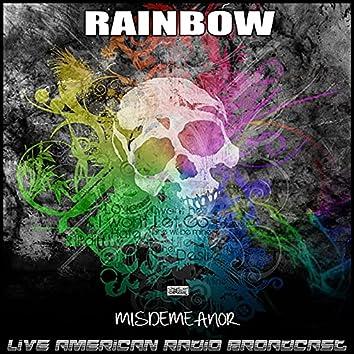 Misdemeanor (Live)