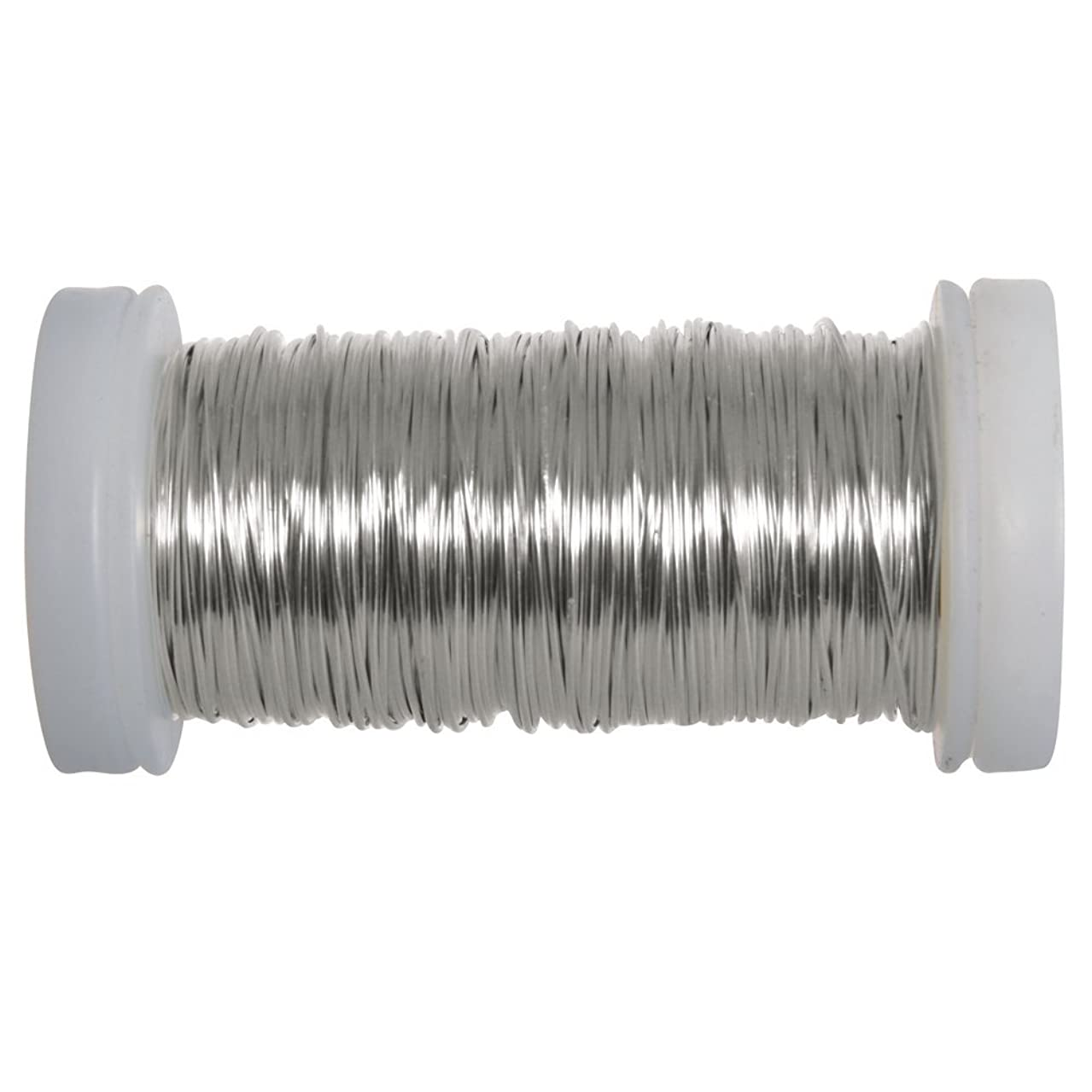 Rayher Silver Wire, 0.5 mm, Spool 50 m
