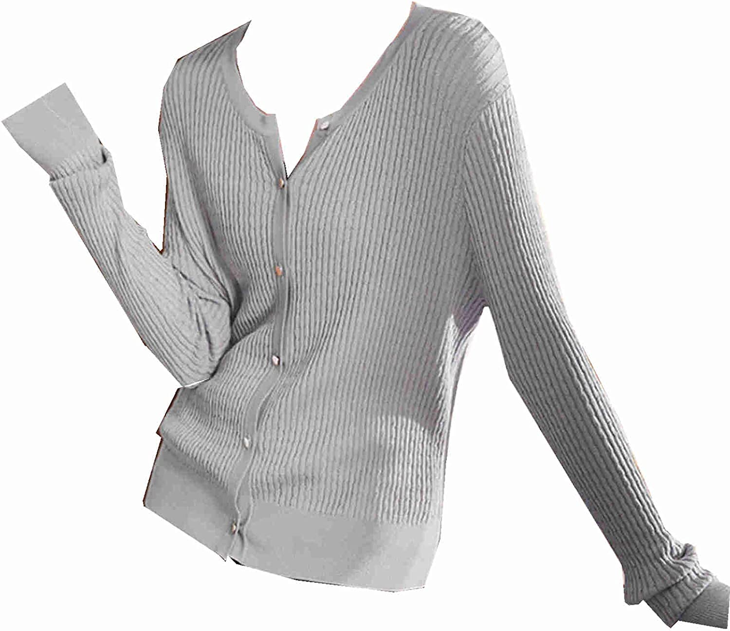 YYCCOO Ice Hemp 55% OFF Knitted Lightweight Summer L Spring Limited price sale and Cardigan