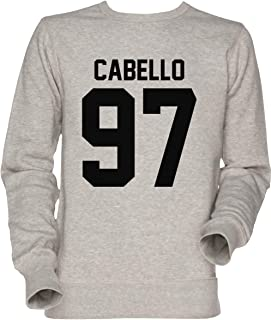 Vendax #FIFTHHARMONY, Camila Cabello Unisexo Hombre Mujer Sudadera Jersey Gris Men's Women's Jumper Sweatshirt Grey