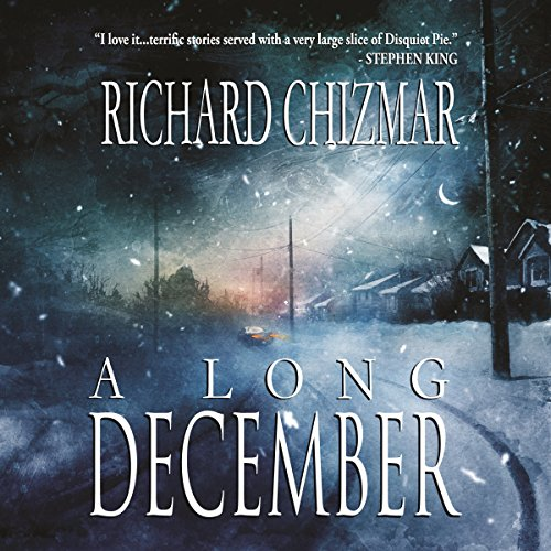 A Long December audiobook cover art