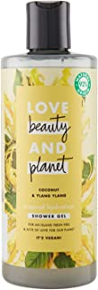Love Beauty & Planet Yellow Bath Shower 500ml Coconut&Yla (Pack of 3)