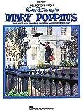 Walt Disney's Mary Poppins (Easy Piano). Partituras para Piano, Voz y Guitarra(Diagramas)