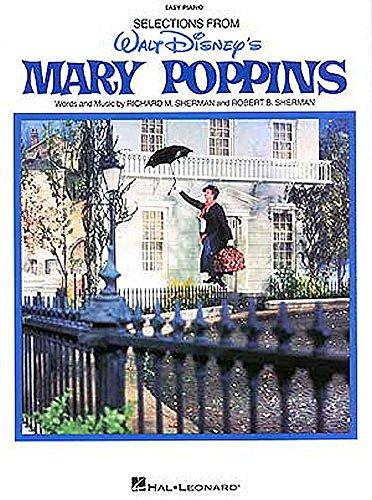 Walt Disney's Mary Poppins (Easy Piano). Für Klavier, Gesang & Gitarre(mit Akkordsymbolen)