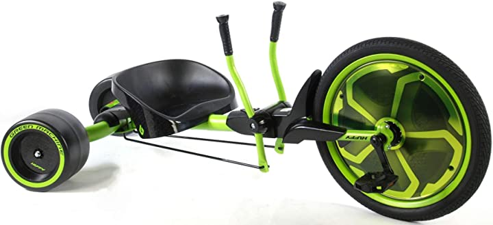 Green machine huffy drifter trike 20 pollici – il ultimative drift-slider per bambini a partire da 8 anni B07FVHJFH9