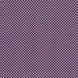 babrause® Baumwollstoff Mini Sterne Violett Webware
