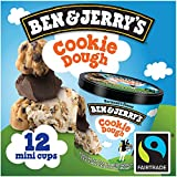 Ben & Jerry's - Vermont's Finest Ice Cream, Non-GMO - Fairtrade - Cage-Free Eggs - Caring Dairy -...