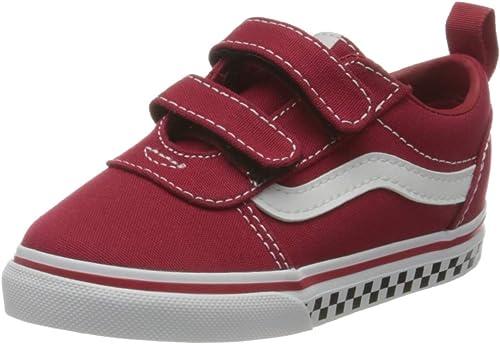 Vans Ward V-Velcro Canvas, Sneaker Mixte bébé