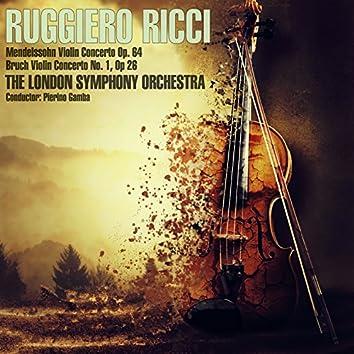 Mendelssohn Violin Concerto Op. 64 & Bruch Violin Concerto No. 1, Op. 26