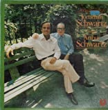 "album cover: Jonathan Schwartz and Arthur Schwartz ""Alone Together"""