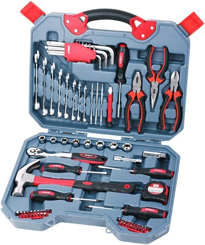 YonCog Hand Tool Kit 77 Piece Wrench Socket Popular overseas Mechanics A Arlington Mall Set