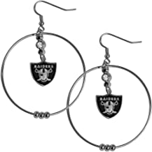 NFL 2-Inch Hoop Earrings