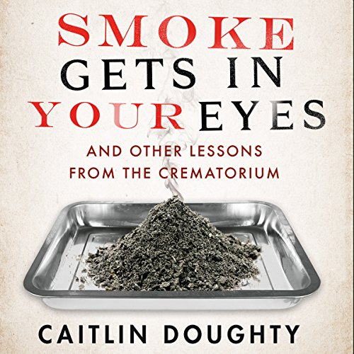 Smoke Gets in your Eyes audiobook cover art
