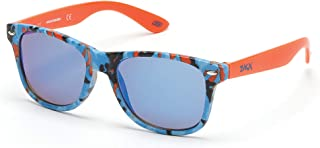 Boy's Se9000 SE9000 Square Sunglasses, Blue, 47 mm