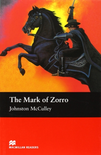 Macmillan Readers Mark of Zorro The Elementary Without CDの詳細を見る