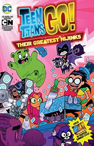 Teen Titans Go! Their Greatest Hijinks