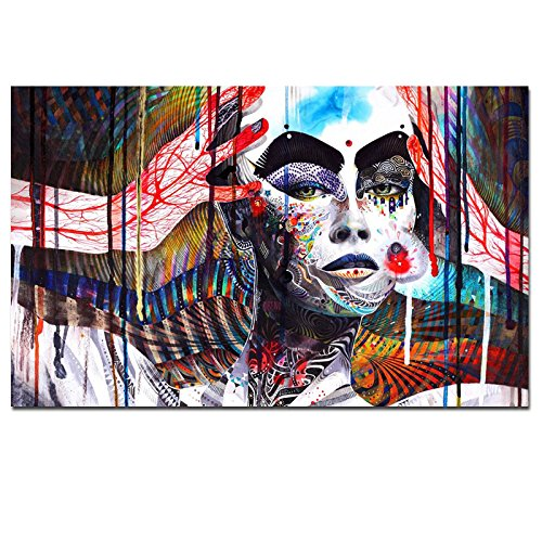 SoulSpaze HD Print Wall Art 3D Buddha Meditation Psychedelic Poster Gemälde auf Leinwand Modern Cuadros Bild ohne Rahmen Größe 3