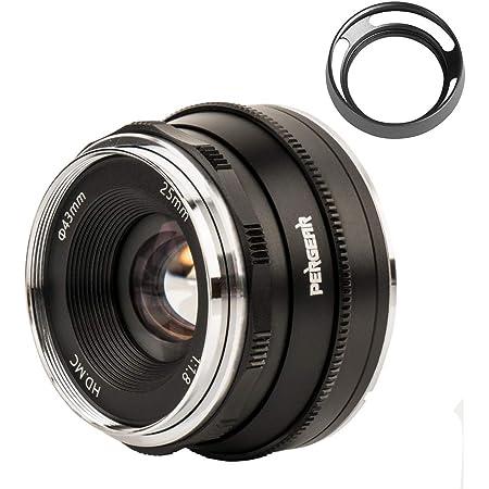 Pergear 25mm F1 8 Objektiv Für Sony E Mount Kameras Kamera