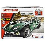Meccano 5 Model Set Roadster - Juegos de construcción (Juego de...
