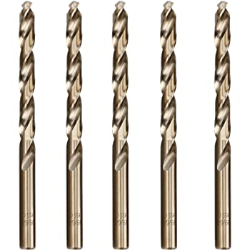 5002-4030 15//32 X 5-3//4 X 4-5//16 M35 5/% Cobalt JOBBER Drill
