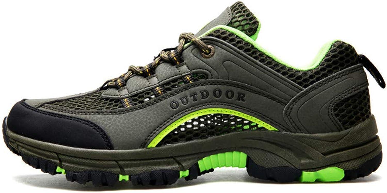 Men's Casual shoes Fashion mesh Breathable Men's shoes Outdoor Climbing shoes